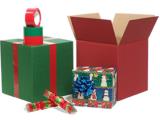 Boîte couleurs cadeaux