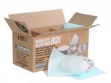 Boîte emballage pour la vaisselle