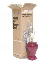 Boîte pour lampe