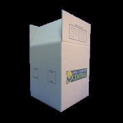 Boite de 4' cube