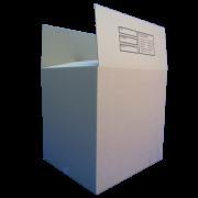 Boite de 6' cube