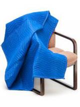 Couverture de déménagement (bleue)