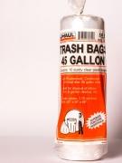 sac transparent 45 gallons